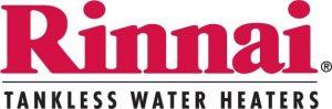 Rinnai Water Heaters Logo