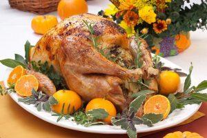 Stuffed Holiday Turkey