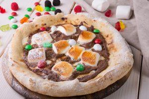 Mini Dessert Pizza