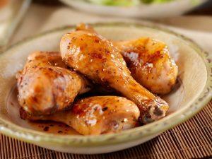 Tequila-Glazed Chicken