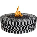 black-white-custom-fire-pit-outdoorplus