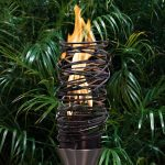 Tangled Style Fire Torch